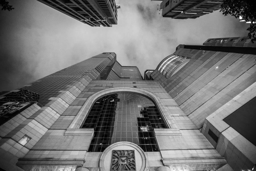 HongKong Street Photography Building & Lines 2017
